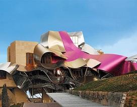Những khách sạn có kiến trúc lạ nhất thế giới