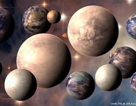 Xác định 7 hành tinh có thể tồn tại sự sống