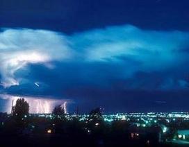 """Mây bão chứa cả """"rừng"""" vi khuẩn"""