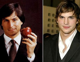 Ashton Kutcher nhập viện vì ăn chay giống Steve Jobs