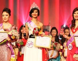 """Hoa hậu người Việt tại Ba Lan: """"Tôi thích Tết lắm!"""""""