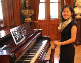 Nữ nghệ sĩ piano Trang Trịnh: Mong muốn đưa âm nhạc cổ điển đến với khán giả quê nhà