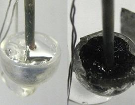 Chế tạo tinh thể silicon ở nhiệt độ thấp bằng kim loại lỏng