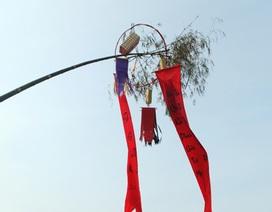 Khôi phục lại truyền thống dựng cây Nêu đón Tết