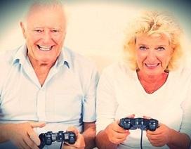 Chơi game… để sống lâu hơn