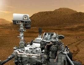 Hình ảnh mới nhất về bằng chứng sự sống trên Sao Hỏa