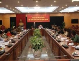 Xây dựng tạp chí hàng đầu Việt Nam về KH-CN