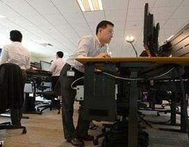 Xu hướng dân văn phòng đứng làm việc vì sức khỏe