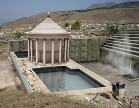 """Tìm thấy """"cổng địa ngục"""" ở Thổ Nhĩ Kỳ"""