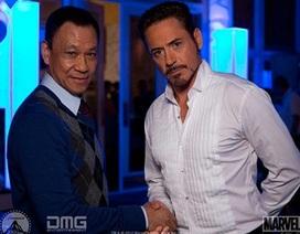 """Trung Quốc làm phim từ những cảnh bị cắt khỏi """"Iron Man 3"""""""