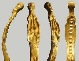 Bức tượng vàng có niên đại từ thế kỷ 6