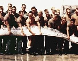 Loài cá khổng lồ huyền thoại
