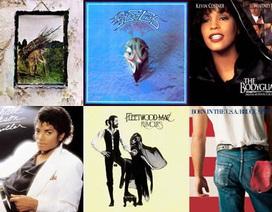 Những album bán chạy nhất trong lịch sử âm nhạc