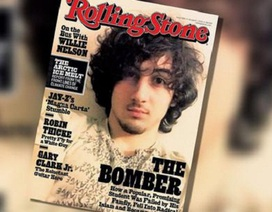 Tạp chí âm nhạc Mỹ đưa kẻ đánh bom Boston lên trang bìa