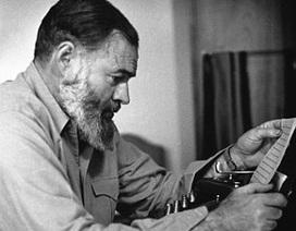 Nhật ký của mẹ nhà văn Ernest Hemingway gây xúc động