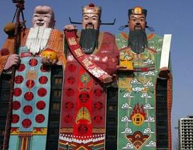 """Những công trình kiến trúc """"thảm họa"""" ở Trung Quốc"""