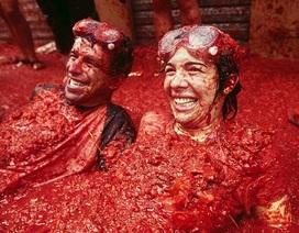 """Tây Ban Nha """"khủng hoảng"""" nợ, lễ hội cà chua phải thu phí"""