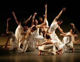 Châu Âu gặp Châu Á trên sân khấu Múa đương đại