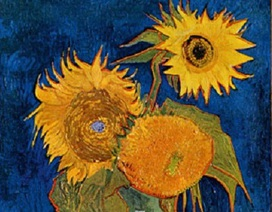 Ảnh hiếm về bức tranh thất lạc của Van Gogh