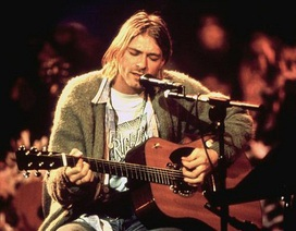 """Rao bán ngôi nhà thời thơ ấu của """"huyền thoại rock"""" đoản mệnh Kurt Cobain"""