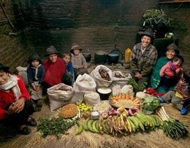 Hình ảnh về văn hóa gia đình từ mỗi căn bếp