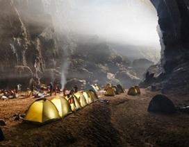 Ảnh chụp hang Sơn Đoòng lọt top ảnh đẹp của tạp chí Mỹ