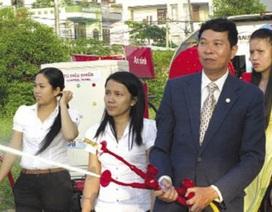 Người Việt nhận bằng sáng chế của Mỹ