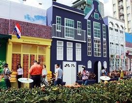 Trải nghiệm văn hóa Hà Lan giữa lòng thành phố