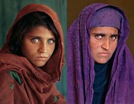 """Chuyện chưa kể về bức ảnh nổi tiếng- """"Cô gái Afghanistan"""""""