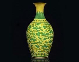 Chiếc bình gốm cổ của Trung Quốc có giá 102 tỉ