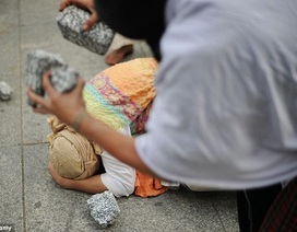 Luật ném đá tới chết những người ngoại tình ở Afghanistan