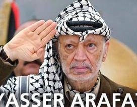 Nga chính thức bác bỏ việc ông Arafat bị đầu độc