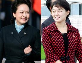 Hai người đàn bà đẹp được nhắc đến nhiều nhất ở châu Á năm 2013