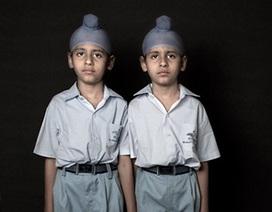 """Bộ ảnh """"Giấc mơ khi lớn"""" về những trẻ em nghèo gây xúc động"""