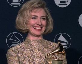 Barack Obama, Hillary Clinton từng đoạt giải Grammy