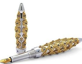 """Những chiếc bút máy đẹp như kiệt tác có giá bằng cả... """"siêu xe"""""""