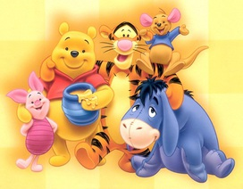 Những bài học tuyệt vời từ gấu Pooh
