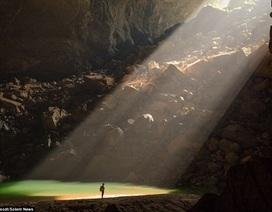 Báo Anh viết về ánh sáng thần kỳ ở hang Sơn Đoòng