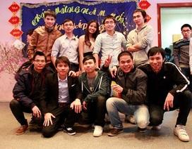 Lưu học sinh tại Volgograd hân hoan đón Tết
