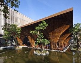 Những công trình nổi tiếng thế giới của kiến trúc sư Võ Trọng Nghĩa