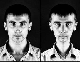 Nhan sắc thay đổi như thế nào khi nhân đôi một nửa gương mặt?