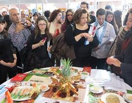 Ẩm thực Việt Nam tại triển lãm quốc tế tại Athens