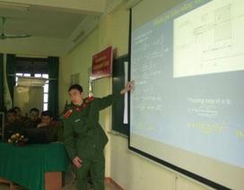 Sinh viên Việt chế tạo đạn nhiễu làm lá chắn chiến hạm