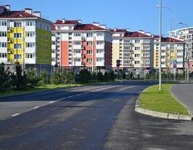 """Hình ảnh Sochi bỗng trở thành... """"thành phố ma"""" sau Thế vận hội"""