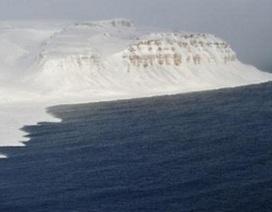 Quái vật ở độ sâu hơn 1000m trong vùng biển Bắc Cực