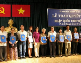 Giữ quốc tịch Việt Nam: Không nên quy định thời hạn