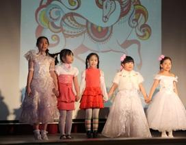 Trẻ em Việt Nam tại Voronezh (Nga): Nan giải chuyện học tiếng Việt