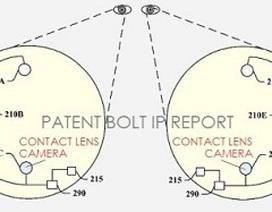 Google muốn đặt camera vào trong nhãn cầu của người