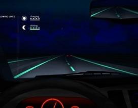 Công nghệ mới giúp đường tự phát sáng ở Hà Lan