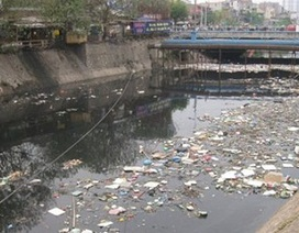 Ô nhiễm nguồn nước Việt Nam vượt mức kiểm soát